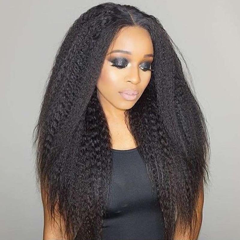 US $24.85 42% OFF|Kinky Straight Hair Bundles