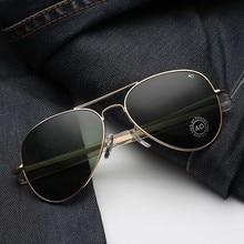 JackJad Army MILITARY MacArthur Aviation Style AO General Sunglasses American Le