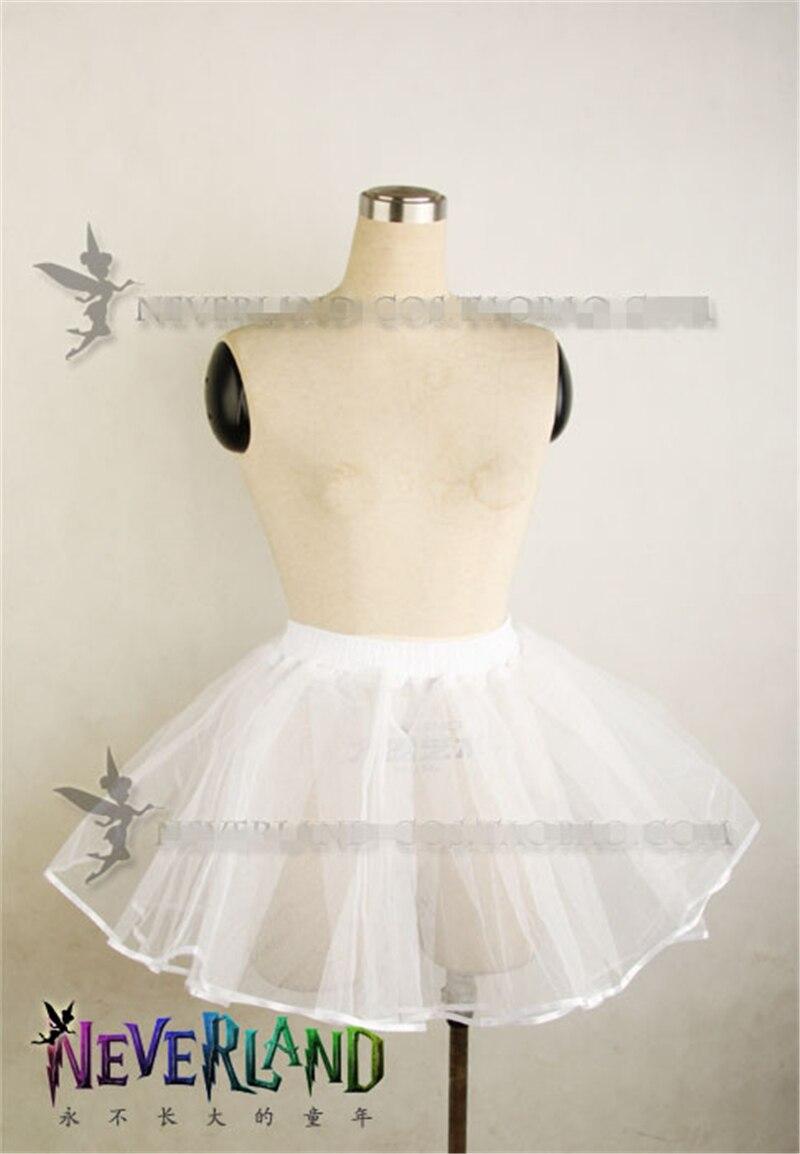 Lolita Blase Rock Hektik Unterrock Outfit Cos Cosplay Custume ...