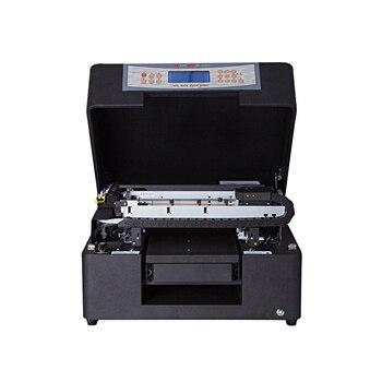 Desktop Phone Case UV Digital LED Flatbed Printer
