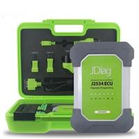 JDiag Original Elite II Pro J2534 Professional ECU Programmer Tool Elite Full Version Auto Diagnostic&ECU Scanner Tool