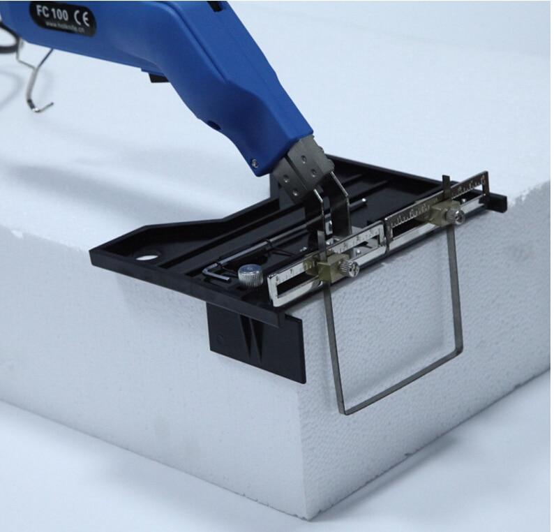 Temperature Adjustable Foam Cutting Machine Foam Cutter Foam Slotting Machine Foam Sponge KT Board Cutting Electric Knife 220V foam