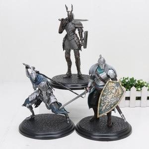 Image 2 - Dark souls figura brinquedo dxf faraam cavaleiro figura artorias o abisswalker almas escuras figuras de ação pvc collectible modelo brinquedo
