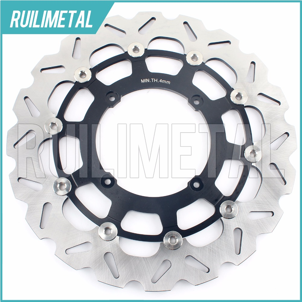 320mm oversize Front Brake Disc Rotor for HONDA MTX 80 R CR XLR 125 R E CRF 150 230 F 2004 2005 2006 2007 2008 04 05 06 07 08 ahl motorcycle brake front pads for honda crf 150 230 250 450 motorbike parts fa185 crf 230 f l m 08 15