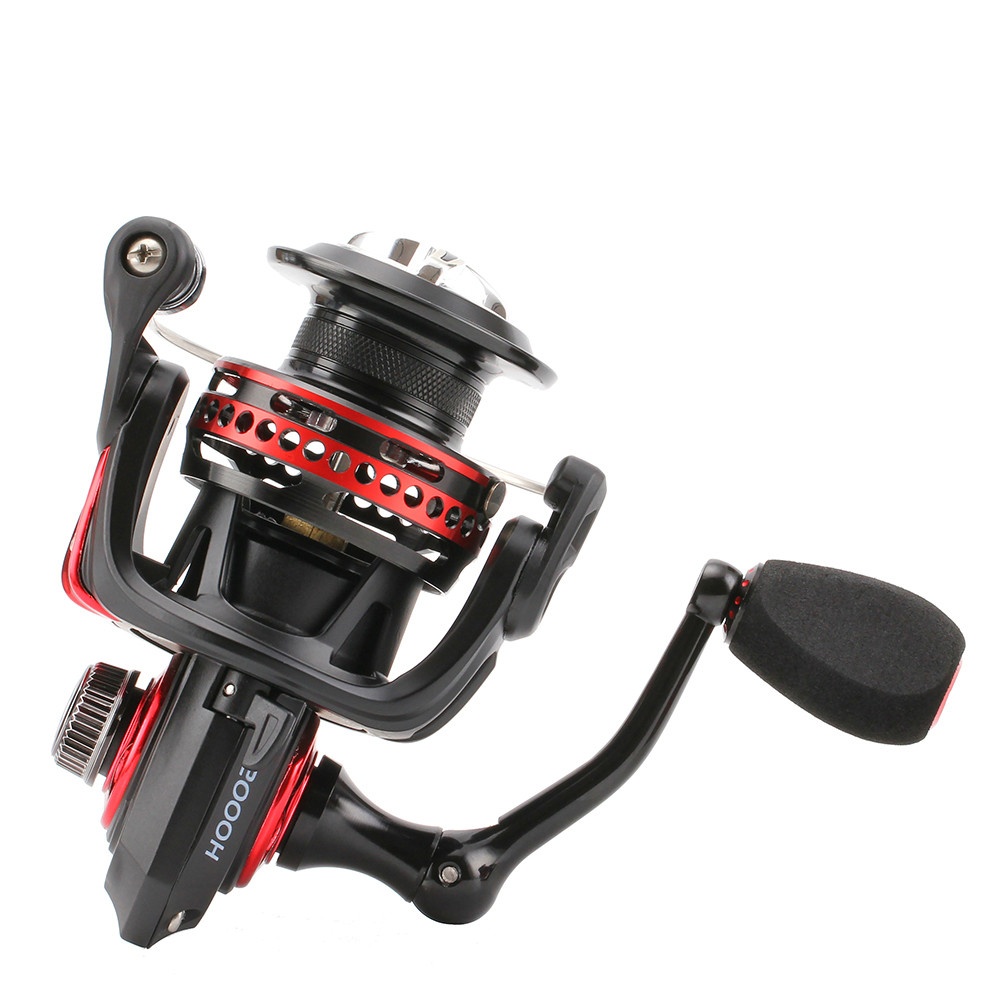 New SeaKnight Fishing Reel With Spare Shallow Spool AXE 2000H  6.2:1 Full Metal WaterProof Anti-Corrosion 11 BB