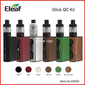 Qc original eleaf istick 200 w 5000 mah bateria mod com 3.5 ml QC MELO 300 Tanque Atomizador Kit iStick 200 W com MELO 300