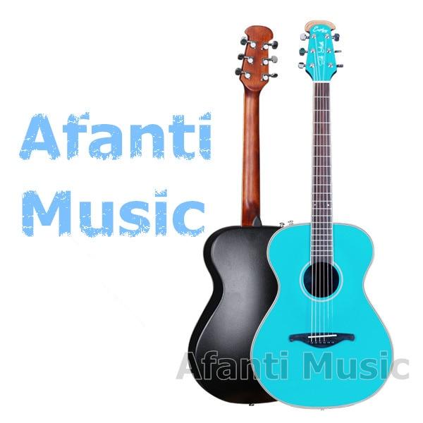 Afanti Music Super Roundback/  Carbon Fiber Back & Side 40 inch Acoustic guitar (ANT-237)Afanti Music Super Roundback/  Carbon Fiber Back & Side 40 inch Acoustic guitar (ANT-237)