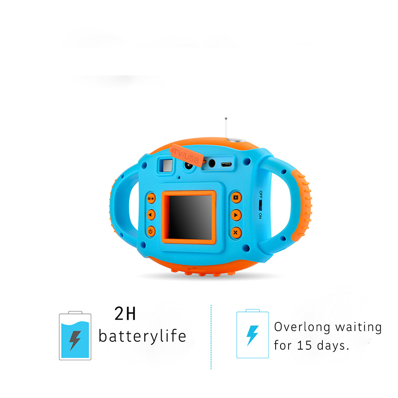 Toddler Toy Camera Educational Mini Digital Photo Camera Juguetes Photography Birthday Gift Cool Kids Camera For Children Wj120