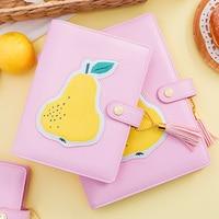 Lovedoki 2019 Korean Spiral Notebook bullet journal Kawaii cute Weekly Planner A5A6A7 persoanl diary bts creative Stationery Notebooks     -