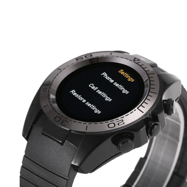 Bluetooth Camera Men's Sport Smartwatch 4