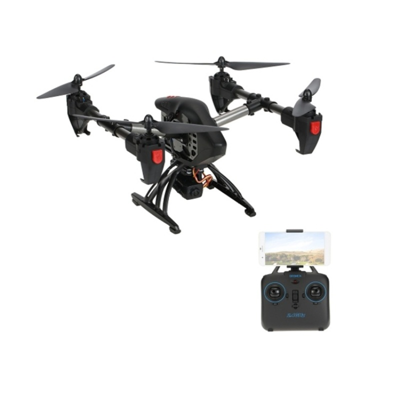 2.4G Professional <font><b>Drone</b></font> with WIFI <font><b>FPV</b></font> HD Camera Real Time Rc <font><b>Drone</b></font> <font><b>Racing</b></font> Selfie <font><b>Drones</b></font> RTF Attitude Hold RC Quadcopter image