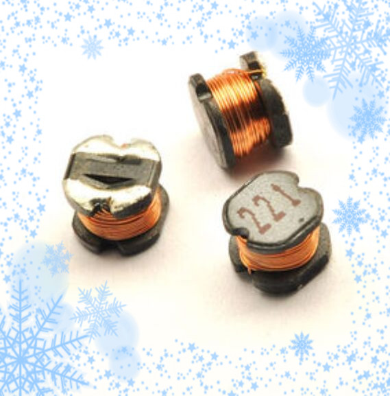 25pcs/lot M63B CD54 220UH SMD Power Inductor 221 Electronic Components Sell At A Loss USA Belarus Ukraine