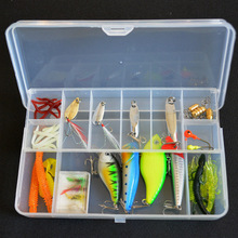 New Special offer Sea Fishing Road sub lure 49pcs set Road sub Hard Baits + Sequins Road Asia lure kit Fishing Tackle