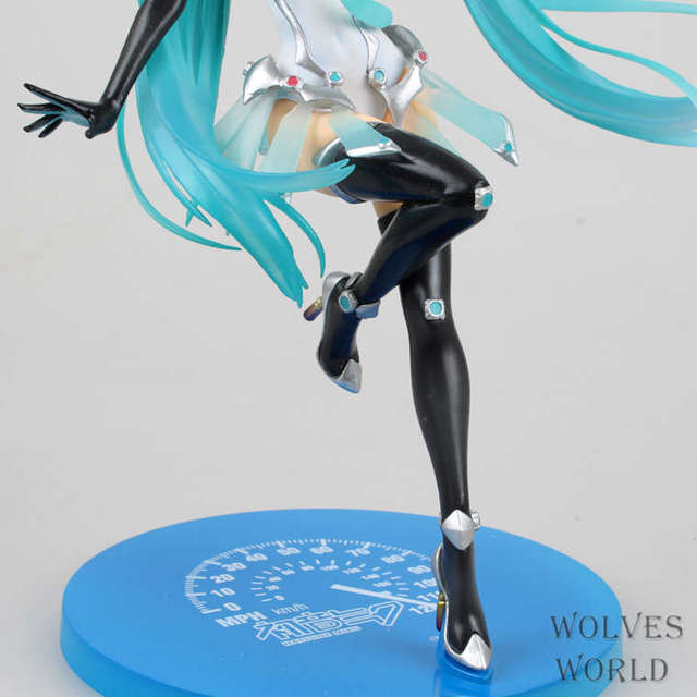 22cm dancing Hatsune Miku Anime Collectible Action Figure PVC toys for christmas gift with retail box free shipping