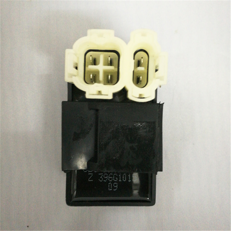 2016 NEW AC Fired 6pin ignition box 4+2 Pins CDI Fit 200cc 250cc Motorcyle Scooter