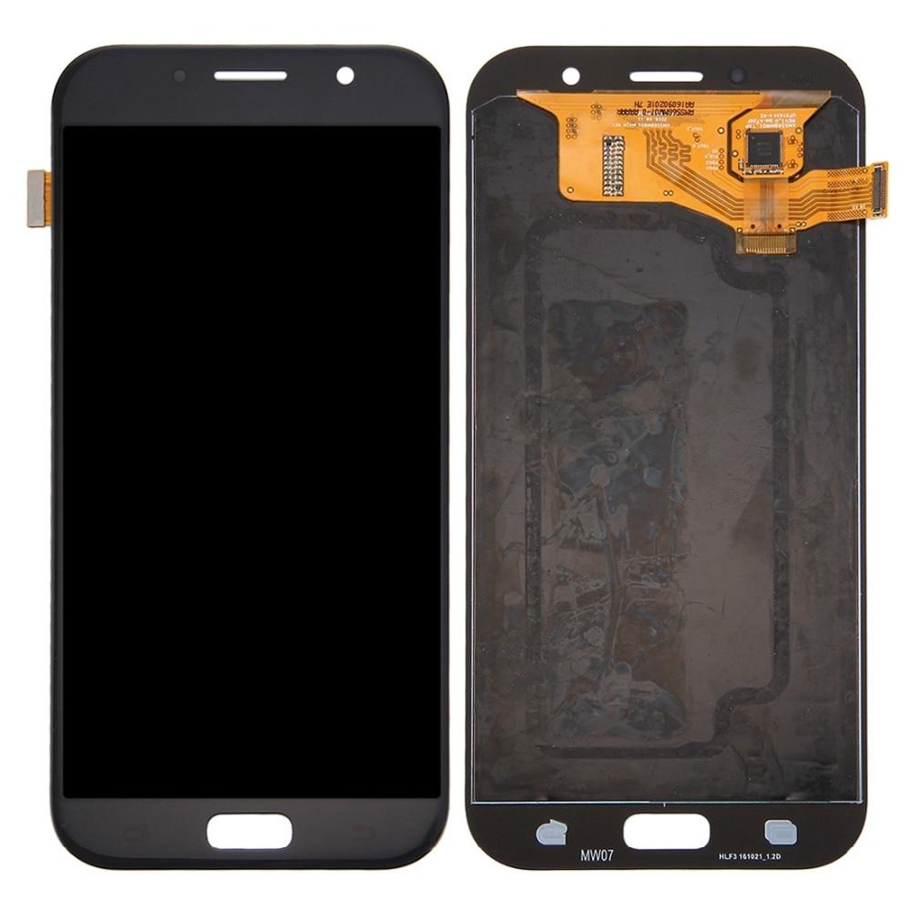 IPartsBuy новый оригинальный ЖК экран и дигитайзер полная сборка для Galaxy A7 (2017)/A720