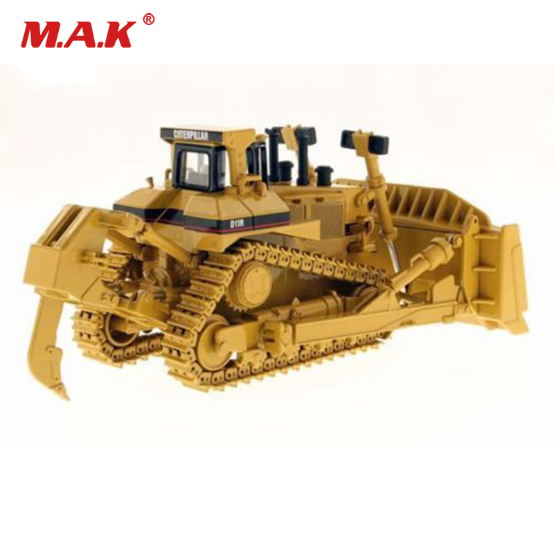 Diecast Truck DM 1:50 Scale Crawler bulldozer model Diecast Simulation of engineering Vehicle  Kids Toys Collection Gift цена