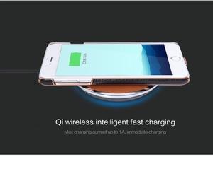 Image 5 - 4.7 inch Nillkin wireless receiver case for iphone 7 case cover Qi wireless charger receiver cover power charging Transmitter