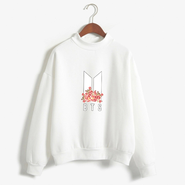 BTS Crewneck Sweaters (2018 Design)