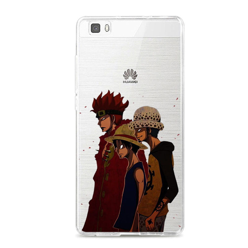 coque huawei one piece