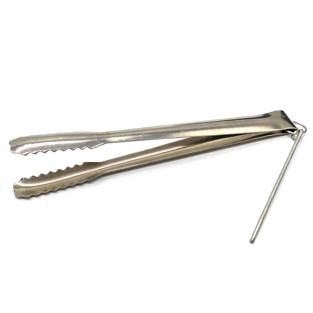15cm Metal Shisha Hookah Charcoal Tongs Tweezers Accessories Gadget LM-109