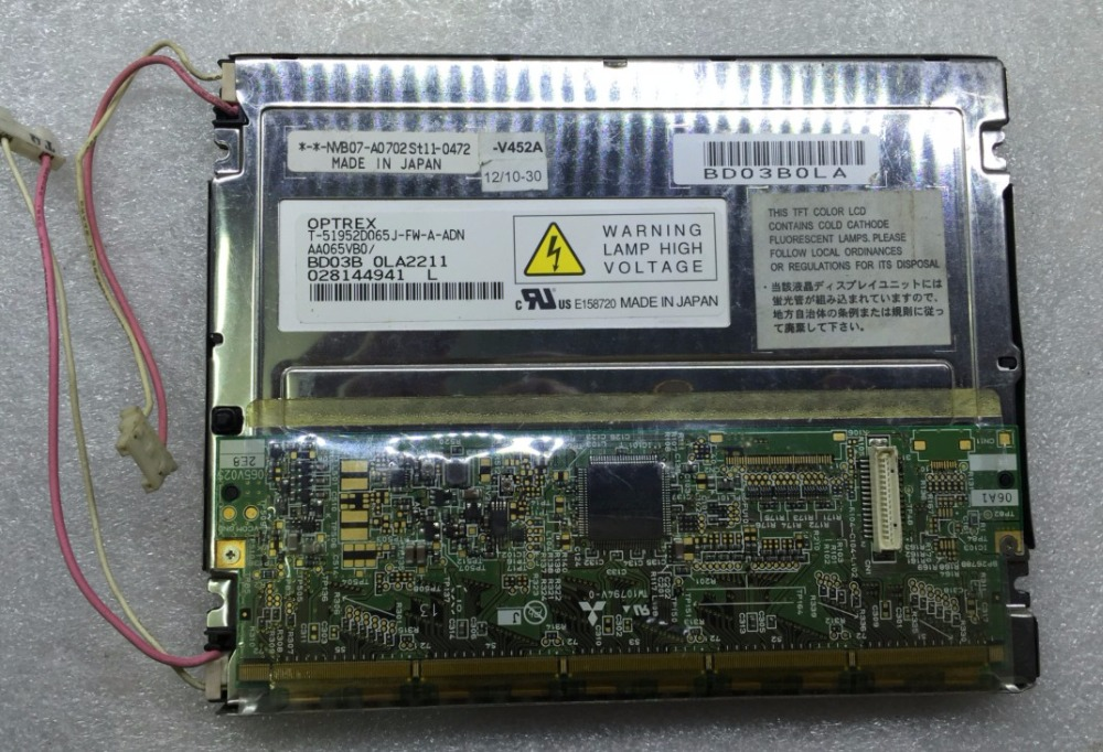AA065VB01 6.5 INCH Industrial LCD,  new&A+ in stock, free shipment new in stock 2mbi150nd 060 01