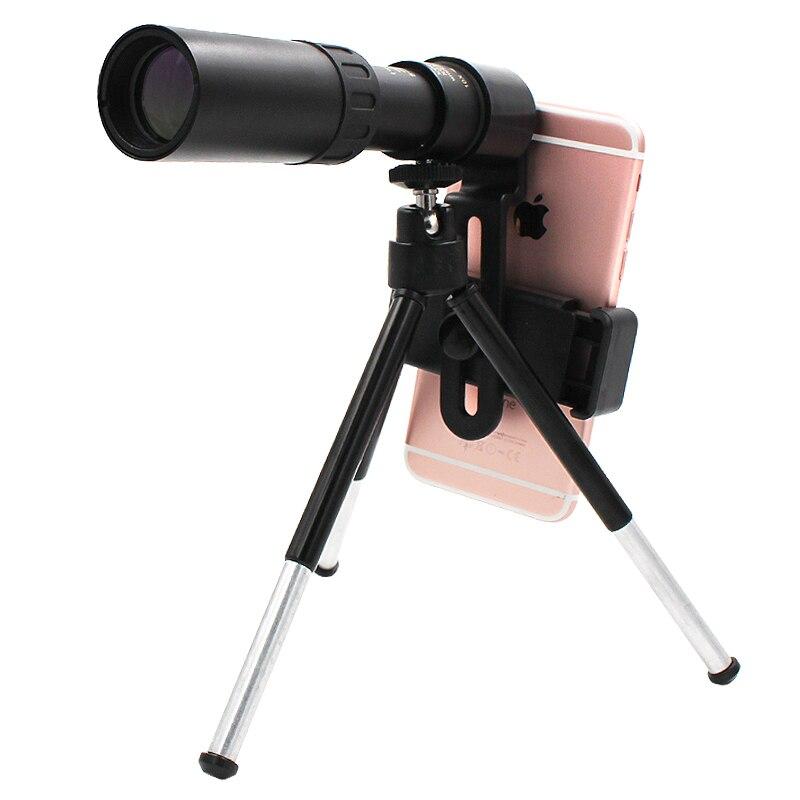 Girlwoman New 30X Zoom Lens Phone Telescope Portable Mobile Telephoto C