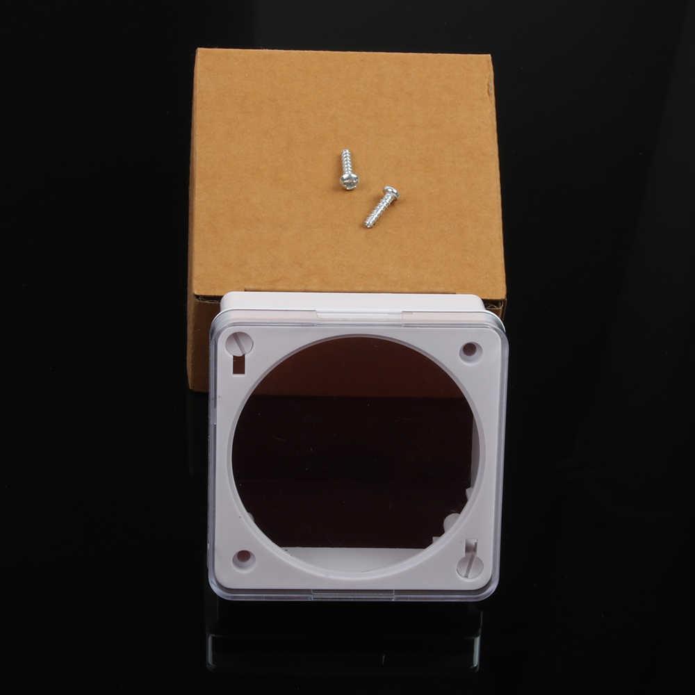 לתכנות זמן ממסר CN101 CN101A פלסטיק עמיד למים כיסוי דיגיטלי LCD כוח טיימר מתג הגנה
