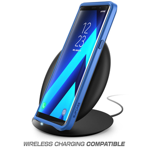 Image 5 - Dla Samsung Galaxy Note 8 przypadku SUPCASE UB serii Premium TPU zderzak + PC tylna obudowa ochronna etui na Galaxy uwaga 8