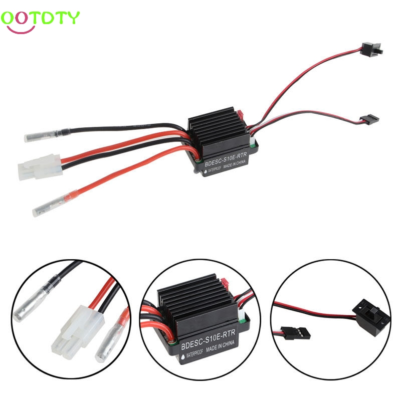 320A Speed Controller Brushed ESC For RC Car Boat Truck Motor R/C Hobby hobbywing rc model eagle 20a r c hobby brushed motor esc speed controllers