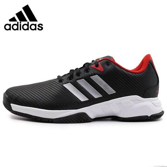 size 40 15598 4741d Nueva llegada Original 2018 Adidas barricade corte 3 zapatos tenis de los hombres  zapatillas