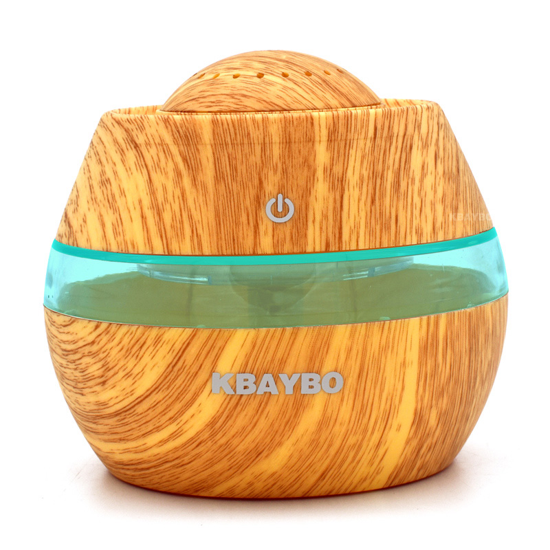 2018 300ML USB Aromatherapy Essential Oil Diffuser Car Portable Mini Ultrasonic Cool Mist Aroma Air Humidifier For Home office mini wooden conch shape aromatherapy air humidifier usb portable essential oil diffuser ultrasonic home office car mist maker