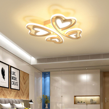 лучшая цена Acrylic Modern led ceiling lights for living room bedroom dining room home ceiling lamp lighting light fixtures free shipping