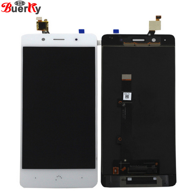 BKparts 5pcs full LCD For BQ Aquaris X5 Plus touch+LCD Display touch screen glass digitizer assembly Replacement free shipping