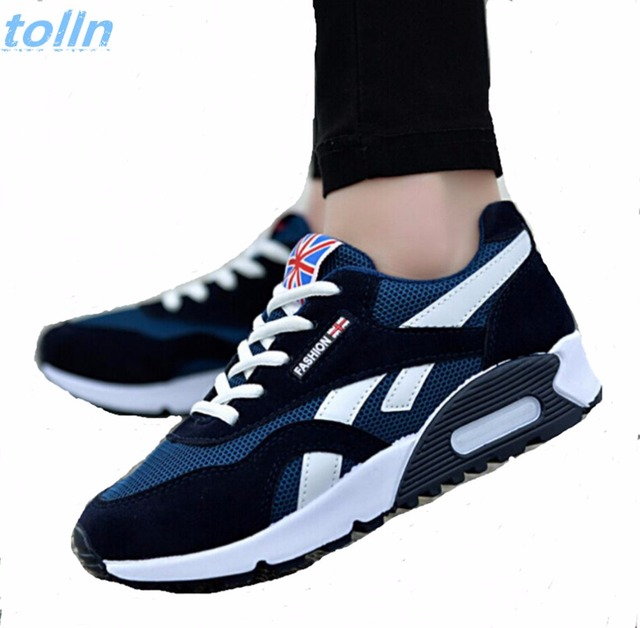 2017spring mesh women casual shoes flat shoes mujer woman Lace Flat female vulcanized shoes femme Outdoor breathable flat shoes