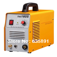 TIG 160S tig welder DC inverter welder with QQ150 tig torch welding machine parts