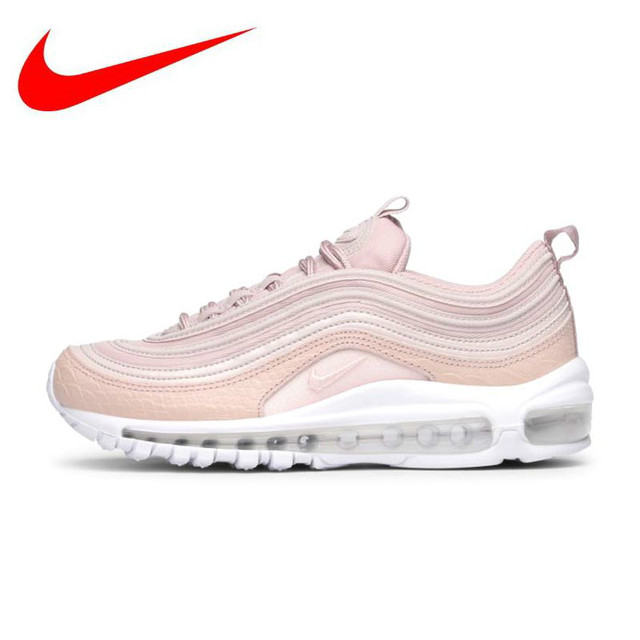 Original New Arrival Authentic Nike Air Max 97 OG Women s Breathble  Comfortable Running Shoes Sports Sneakers Trainers bfab3b8776