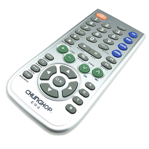 Image 2 - New 4 in1 Smart Universal Remote Control Multifunction Controller For TV AUX HOM DVD Sat Learning Function Big Button E94