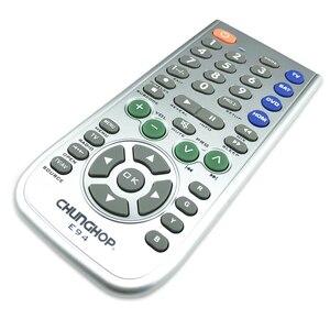 Image 2 - Novo 4 in1 inteligente universal controle remoto multifunções controlador para tv aux hom dvd sat função de aprendizagem botão grande e94