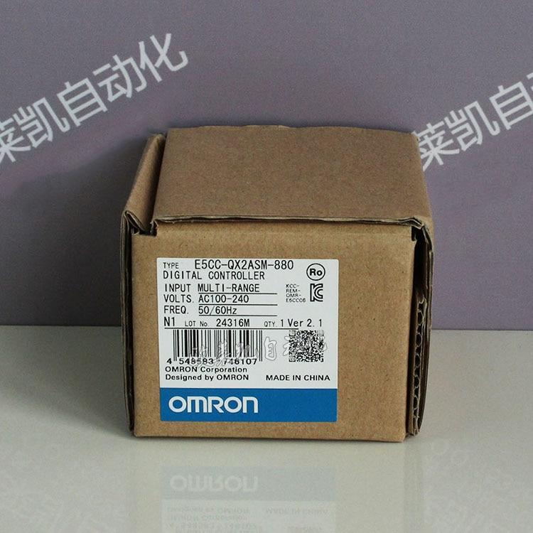 NEW Temperature Controller E5CC-QX2ASM-880/E5CC-RX2ASM-880
