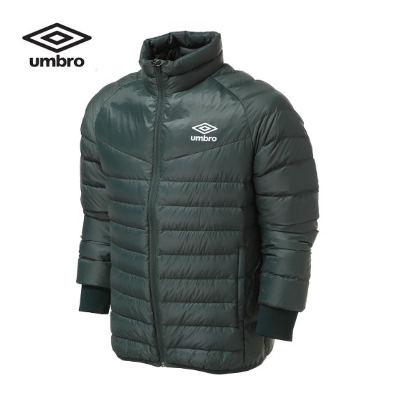 Umbro Short Down Jacket AT PROOF WIND Comfort Winter Jackets Sportswear Windproof Coat Ucb64001 li ning men wade short down jacket at proof wind comfort lining winter jackets aymm183 mwy267