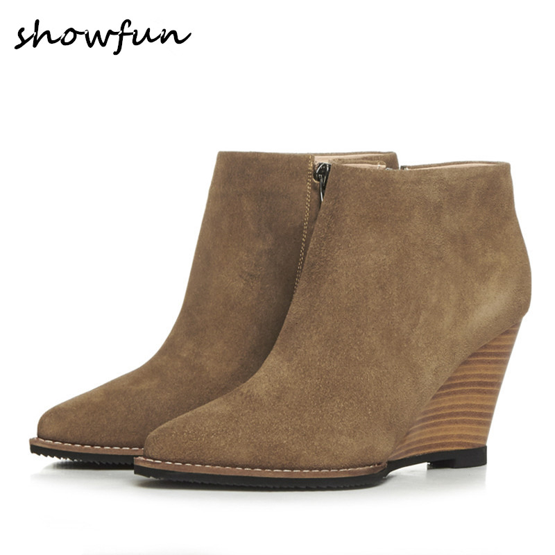 Short Wedge Shoes For Women