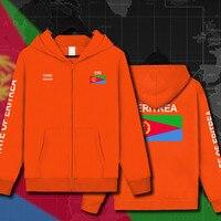 Eritrea Eritrean ERI ER mens Hoodies Nỉ hoodie jacket men đi đường trùm đầu tracksuit thể thao quần áo in 2017