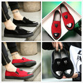 New shoes shoes retro British male Korean air spring tide shoes foot pedal lazy loafer