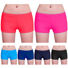2019 Hot Sale Women Yoga Shorts Bikini Swimwear Bottom Summer Beach Wear Workout Running Pants ASD88