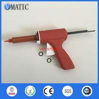 New 10ML Manual Syringe Gun Epoxy Caulking Adhesive Gun Single Liquid Glue Gun Dispense Gun With