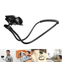 Baseus Flexible 360 Degree Rotation Necklace Long Arm Holder Lazy Bracket For 4 10 Inches Universal