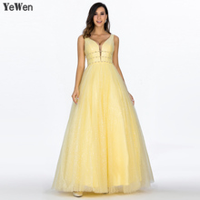 85161ac283 Buy yellow formal dress and get free shipping on AliExpress.com