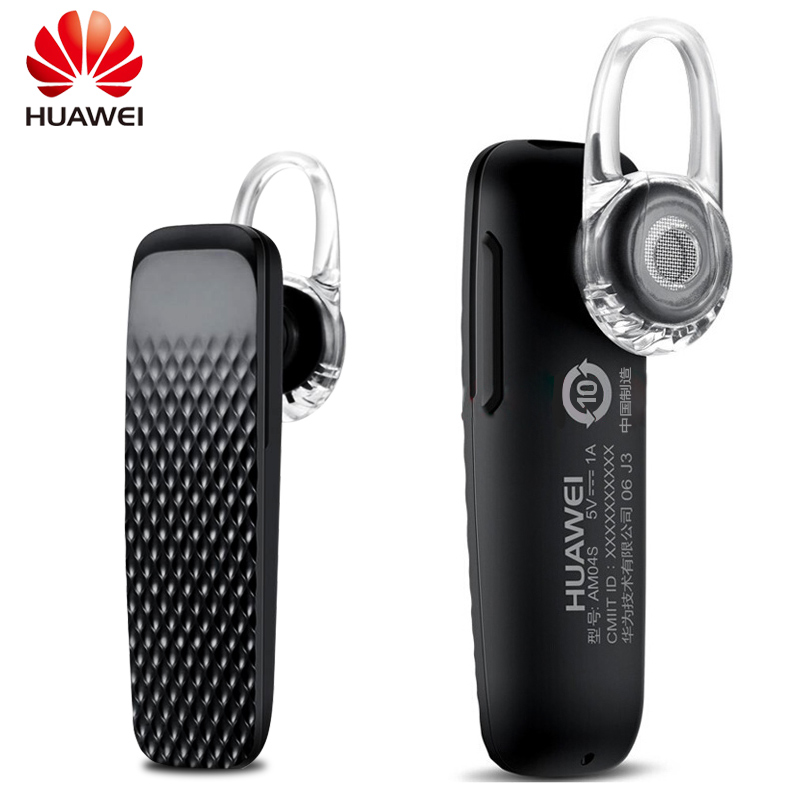 Original Huawei honor AM04S Bluetooth earphone Build-in Mic Handfree For V10 9 Mate 9 Wireless Bluetooth Headset for smartphone