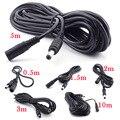 Штекер «Мама-папа» CCTV DC кабель питания удлинитель адаптер 12 В шнуры питания 5 5 мм x 2 1 мм для камеры удлинитель